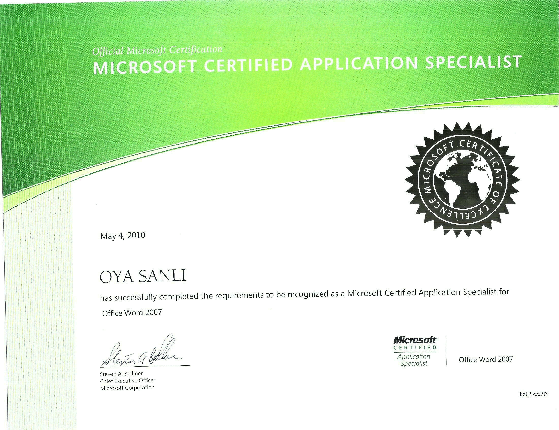 Oya sanli projects mcts april 2010 internet security and acceleration server 2006 xflitez Choice Image